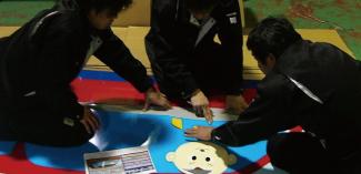 サイン・マーキング・カッティング・切り文字事業